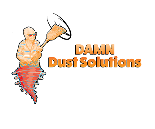 DreamCrowd DAMN Dust Solutions med